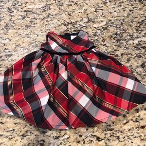 Carters plaid dress
